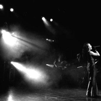 Kun maailma ei riitä- konsertti, kuva: Johanna Järvinen