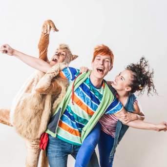 Risto Räppääjä ja nukkavieru Nelli / Ahaa Teatteri, 2014, rooli: Nelli