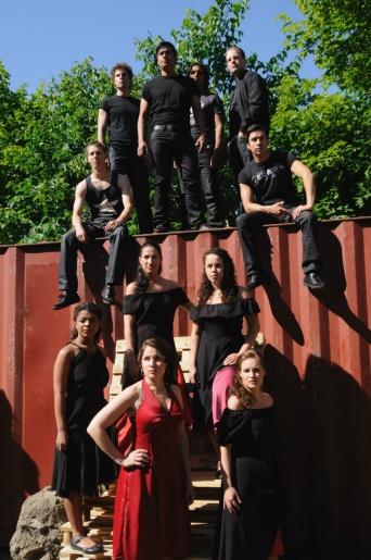 West Side Story / Samppalinnan kesäteatteri, 2010, rooli: Rosalia
